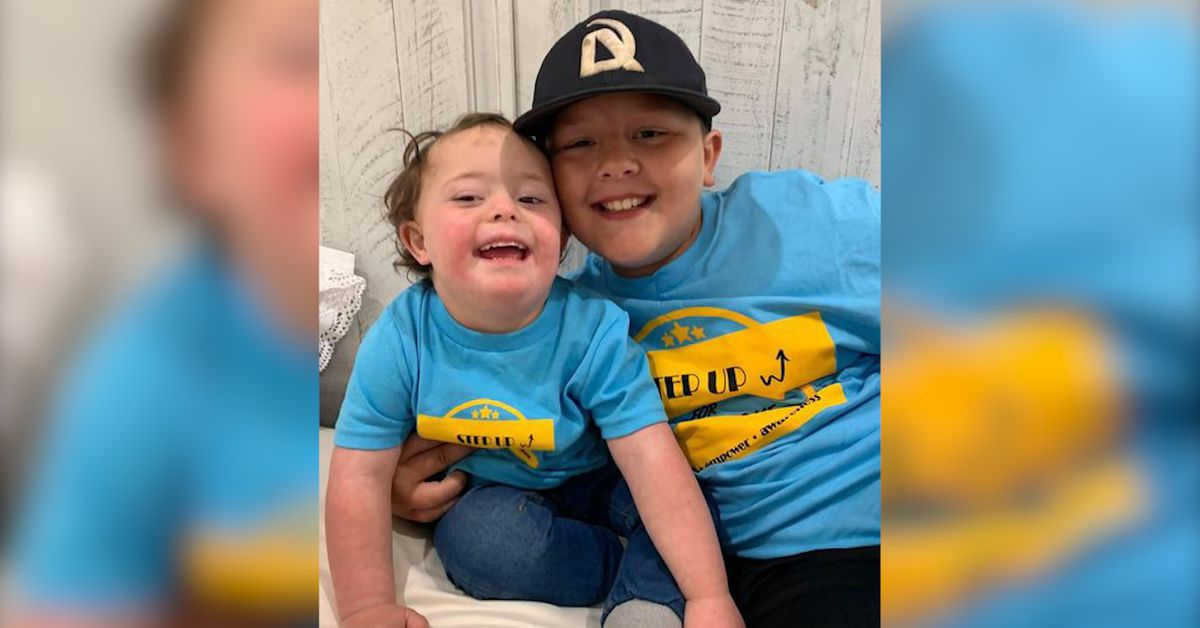 STEP UP celebrates Down Syndrome Awareness Month