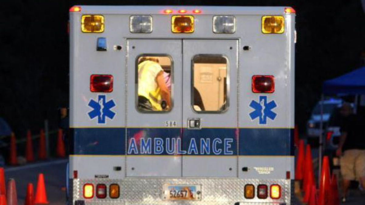 Person airlifted after being hit by a car in Shelby County