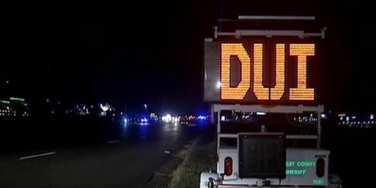MPD conducting DUI checkpoints at 2 locations Friday