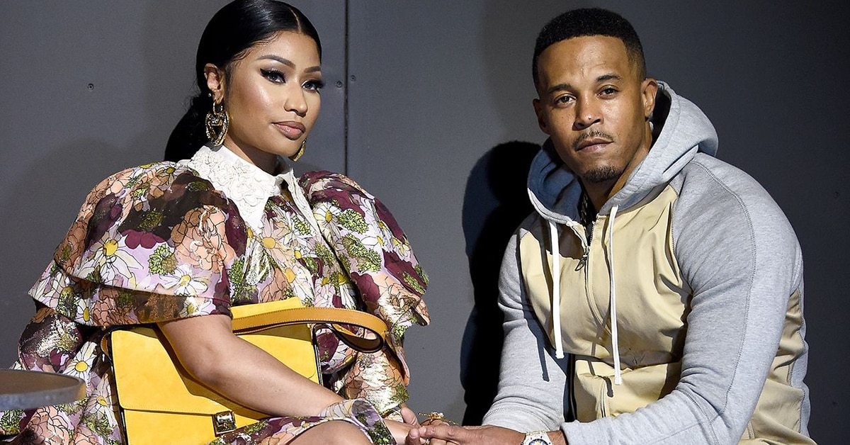 Nicki Minaj publicly shares photo of her baby boy for 1st time
