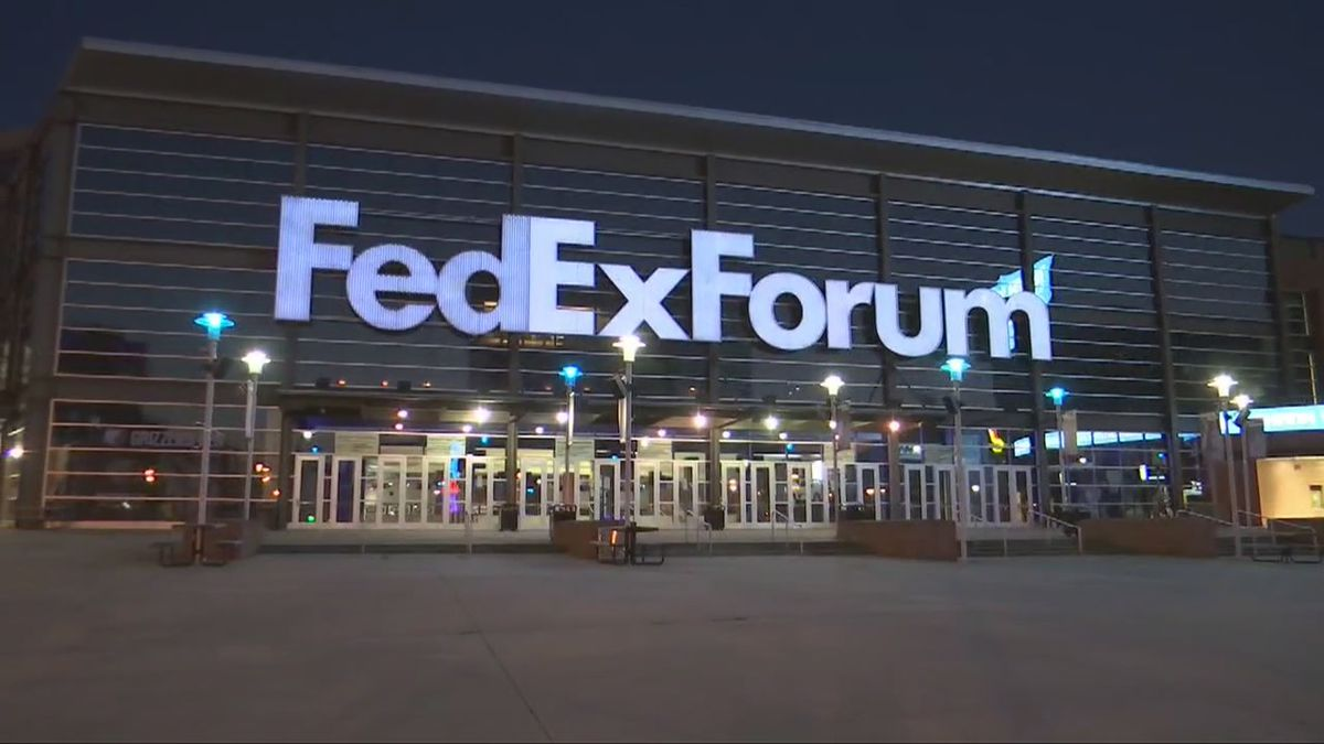 FedEx Forum selected for counting absentee ballots by Shelby County Election Commission