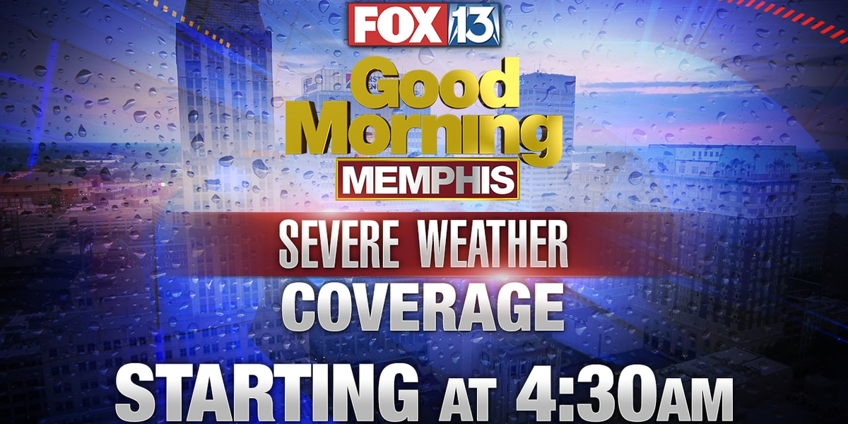 SPECIAL COVERAGE: Extended coverage of the storm on Good Morning Memphis