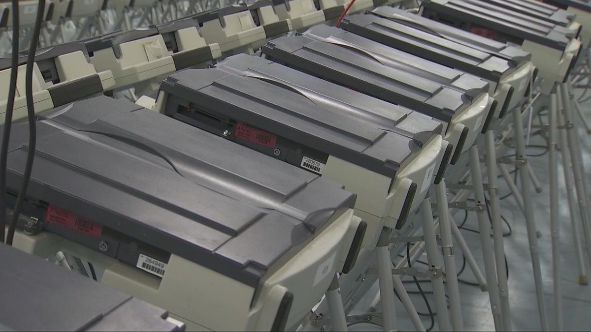 Over 50% of Shelby County casts their ballots as early voting closes in TN
