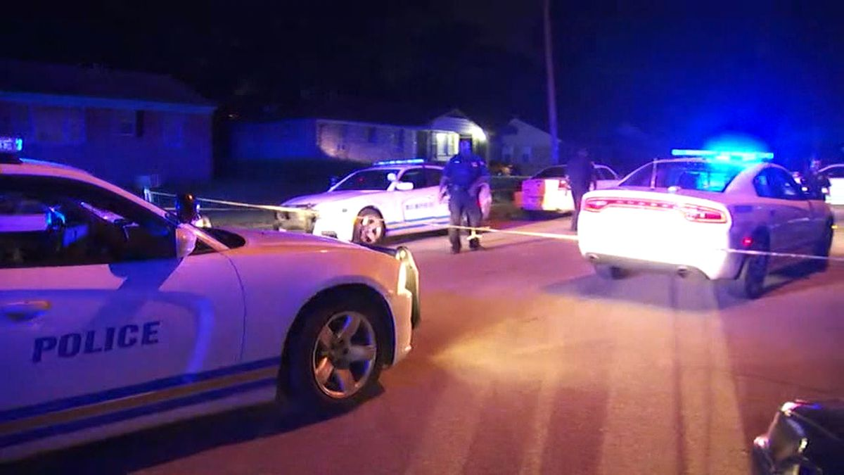 U.S. Marshals release statement after deadly officer-involved shooting in Memphis neighborhood