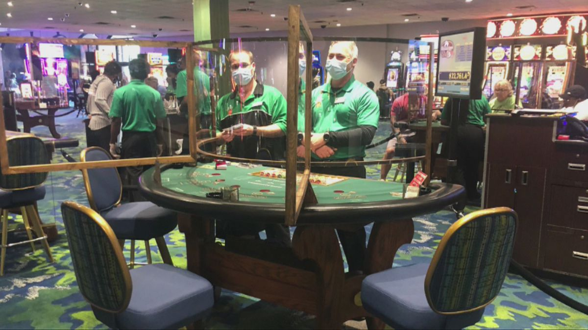 Mississippi Gaming Commission orders masks to be worn in all casinos