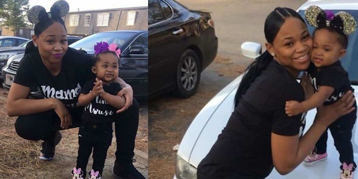 PHOTOS: Memphis mother shot & killed while holding 1-year-old daughter