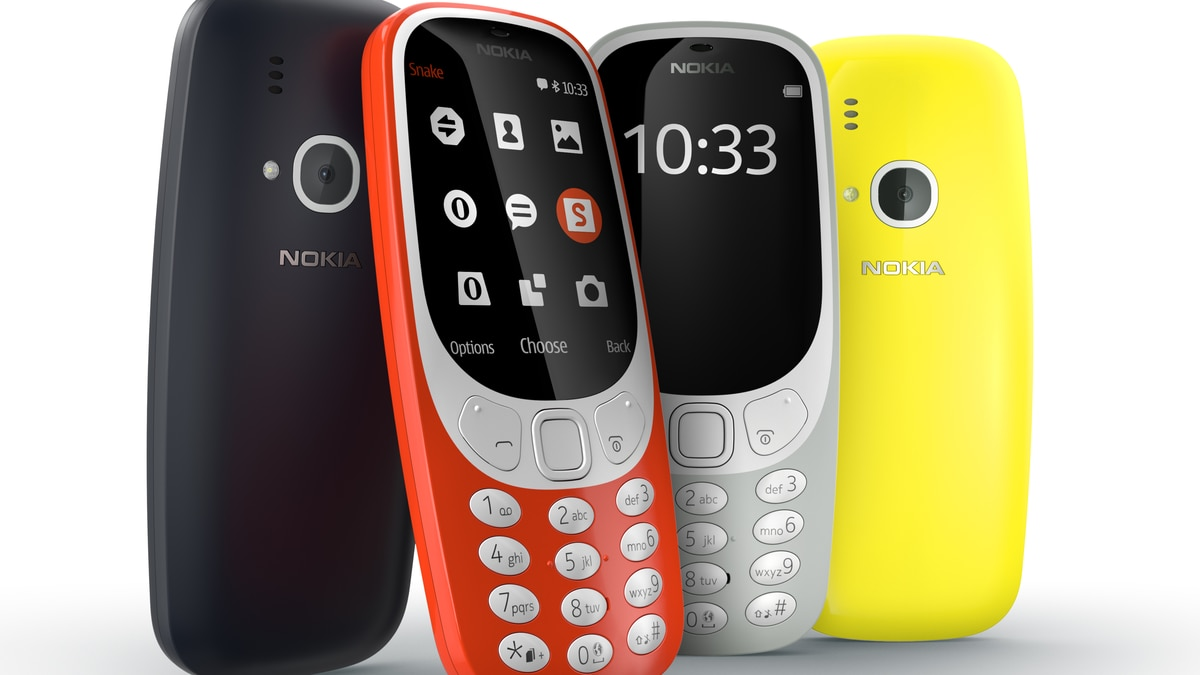 What are the differences between Nokia 2000, 2017?
