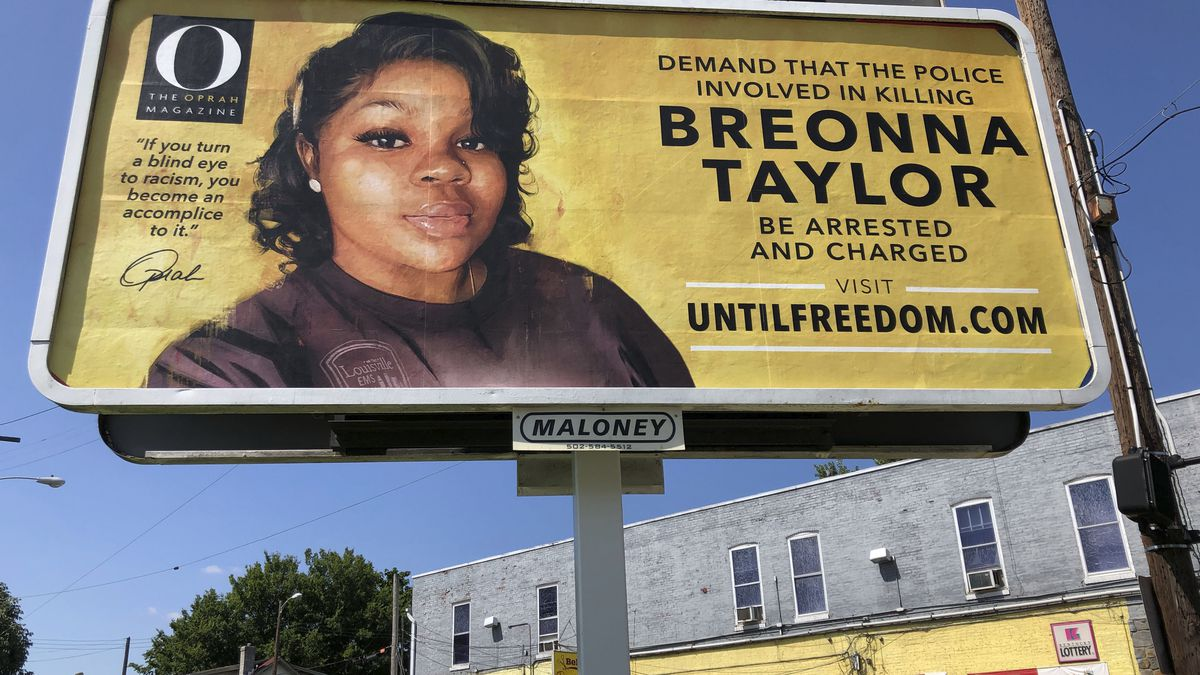 Oprah Magazine sponsors 26 billboards to honor Breonna Taylor