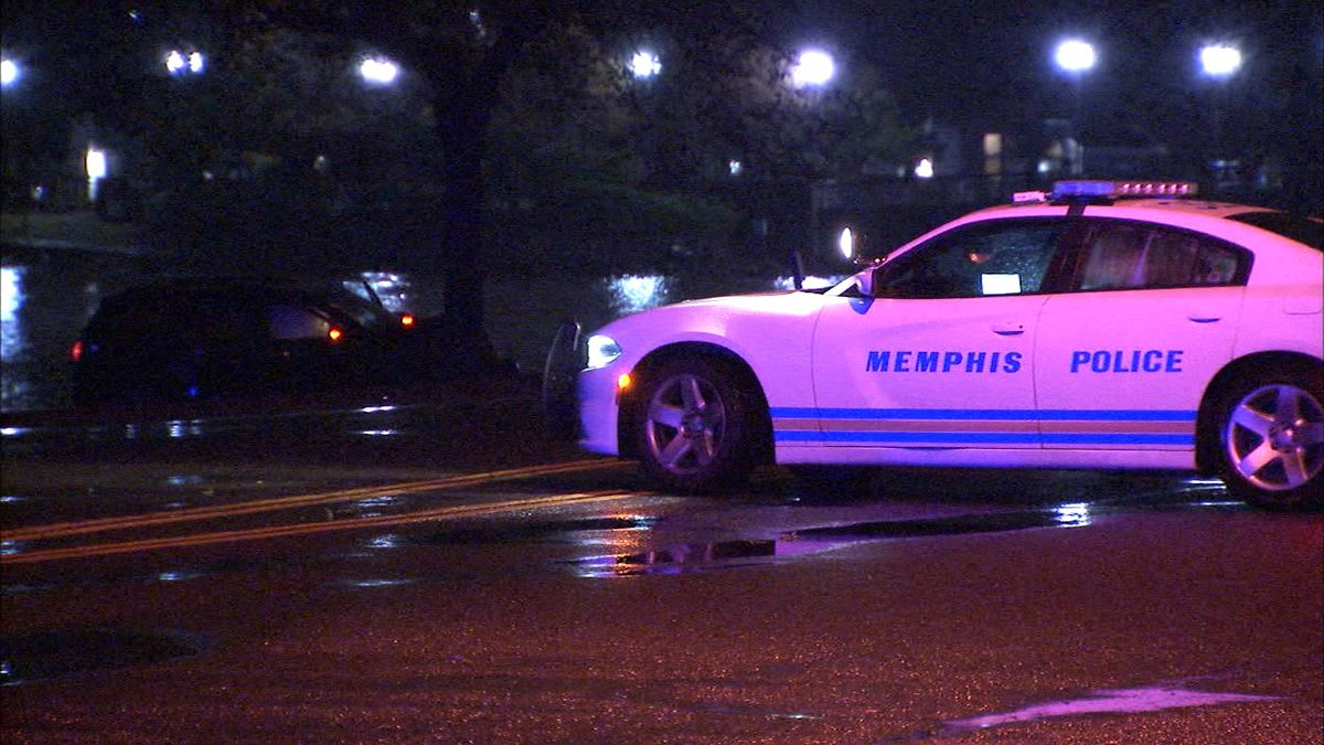 Crash sends car into Memphis lake, 2 people rescued from vehicle