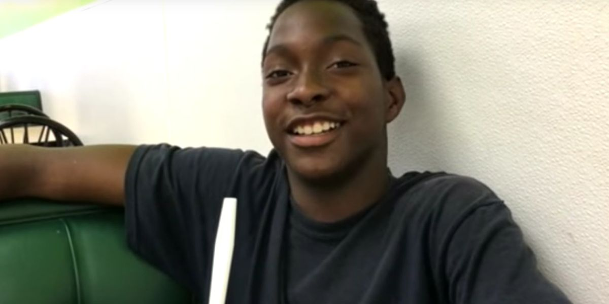 Memphis teen asks to help man with groceries, and his life changes forever