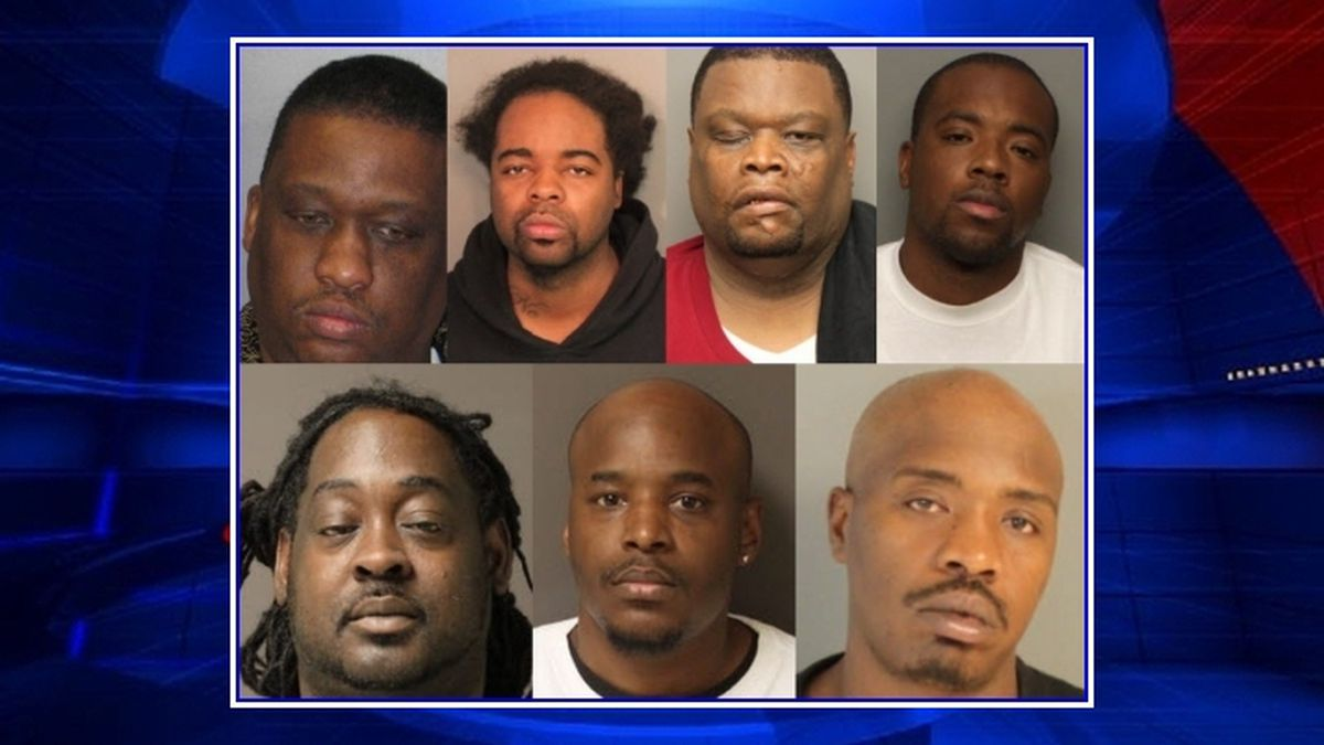 Alleged Gangster Disciples from West Tennessee indicted by Feds