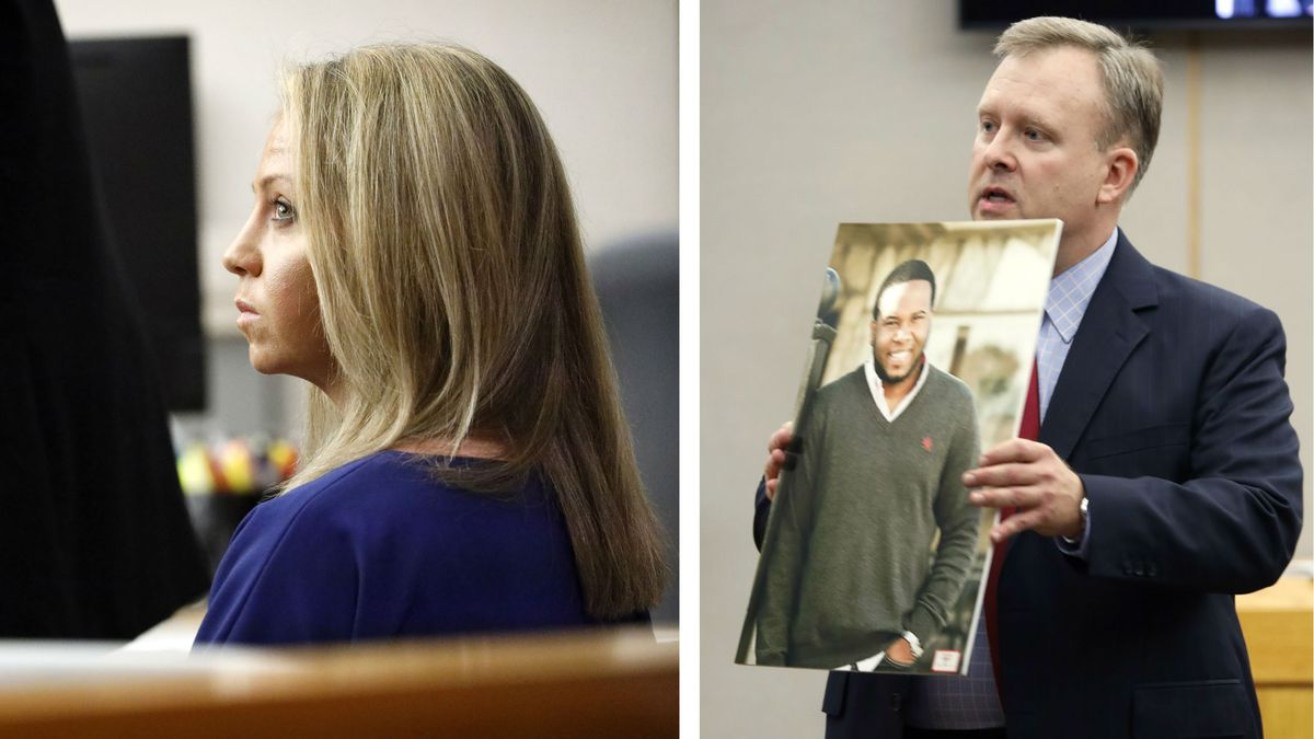Amber Guyger: Trial begins for ex-Dallas cop who killed neighbor in apartment mix-up