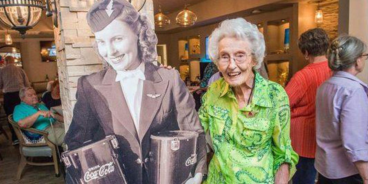 One of Delta's first flight attendants dies at age 103