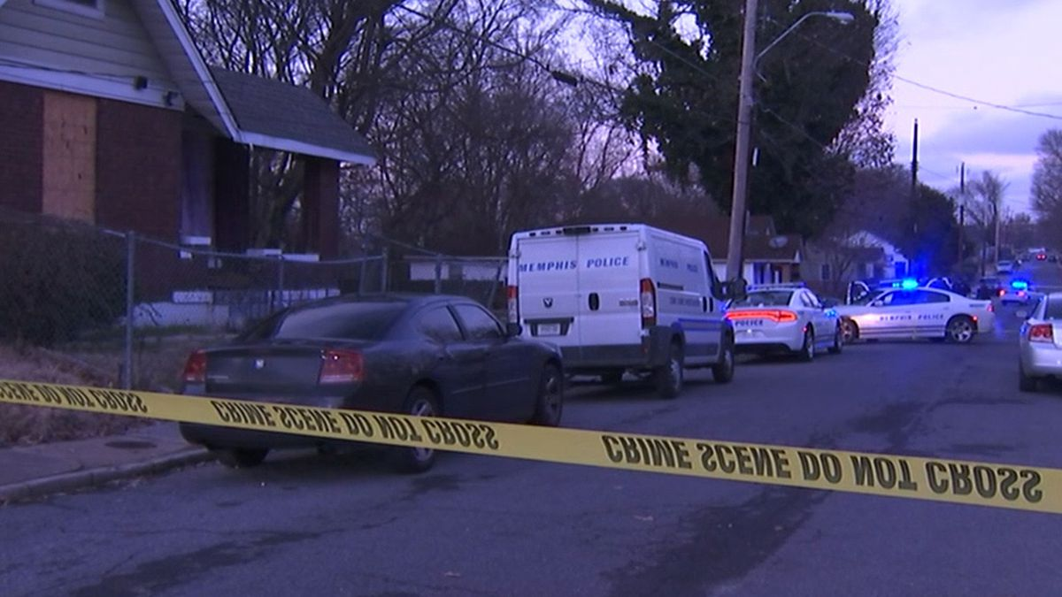 Double shooting leaves 1 dead in North Memphis, police say