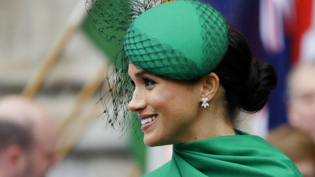 Meghan Markle says she plans to vote in November elections