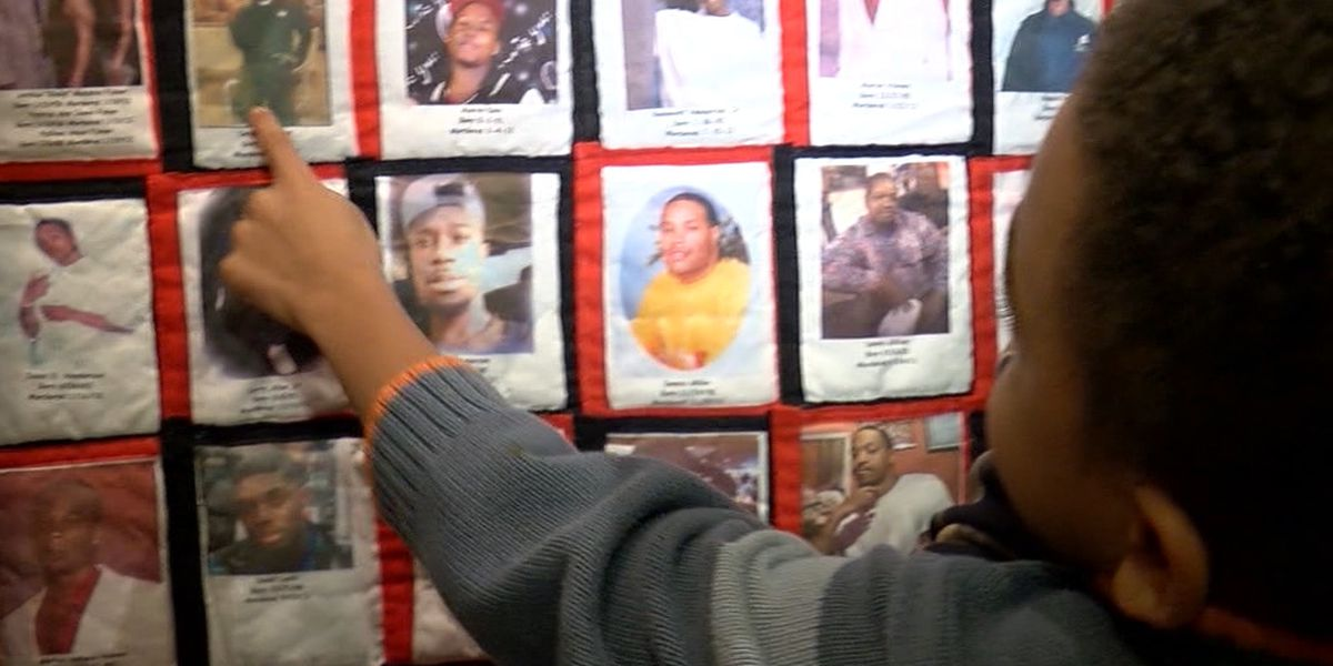 9th annual memorial honors homicide victims