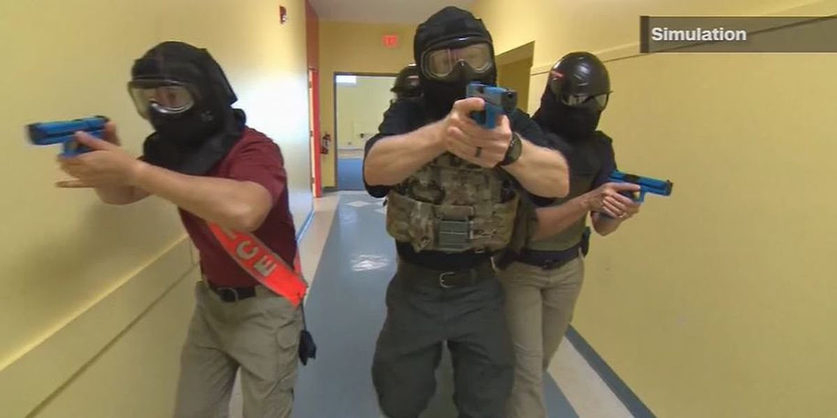 Teachers unions and gun safety group calls for stops to unannounced school active shooter drills