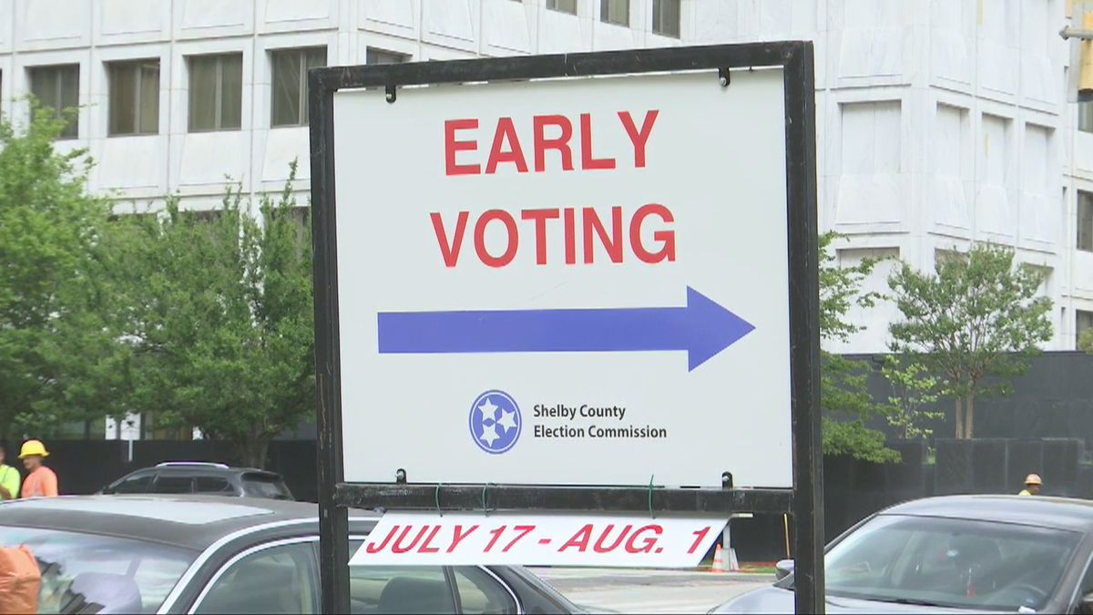 Shelby Co. election staff prepare to count influx of absentee ballots amid COVID-19 pandemic