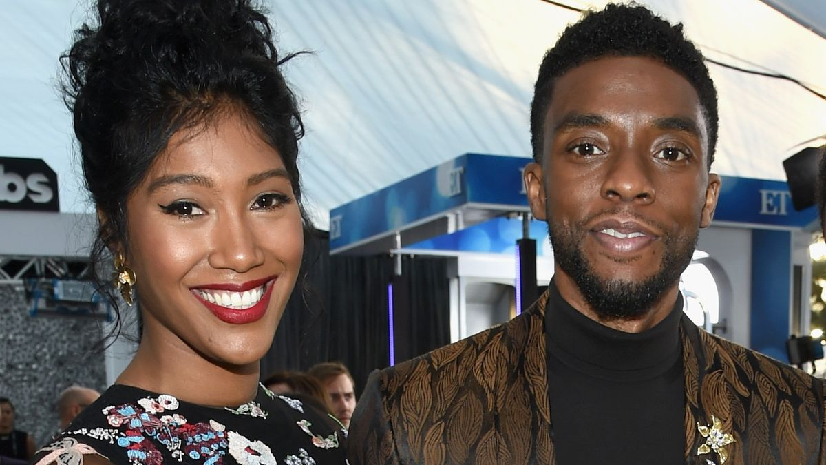 Chadwick Boseman's widow files for authority over actor's estate in place of will