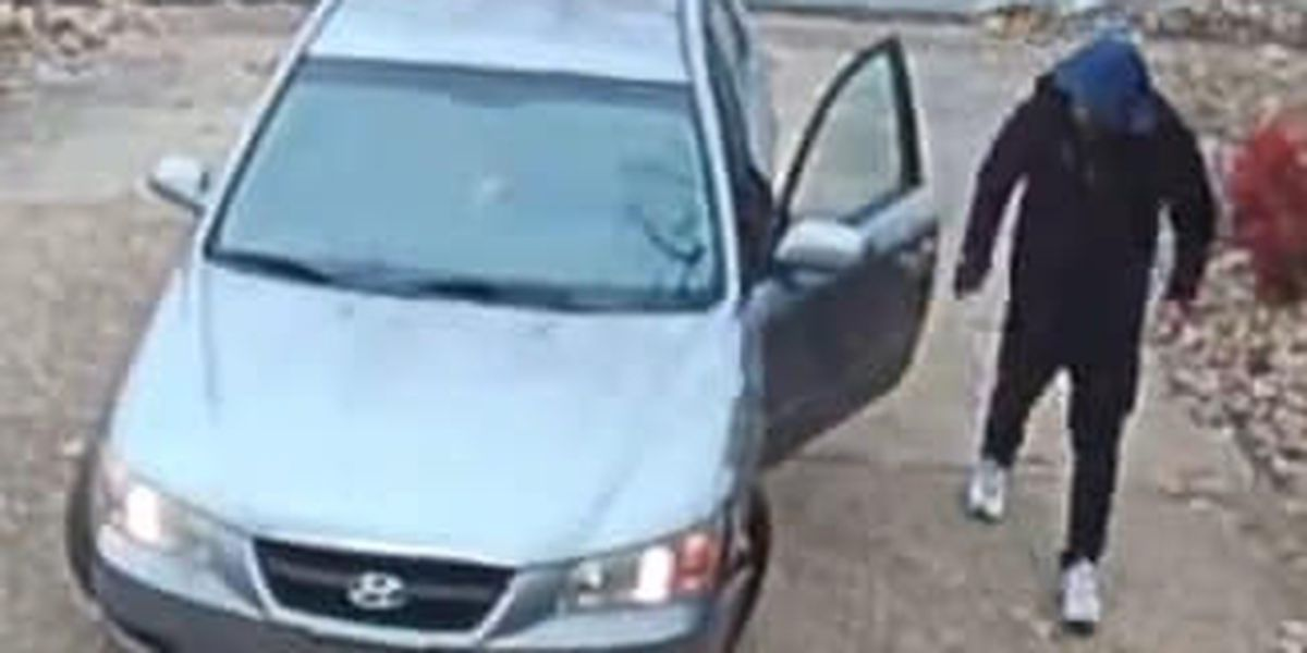 MPD searching for porch pirate in Autumn Ridge neighborhood