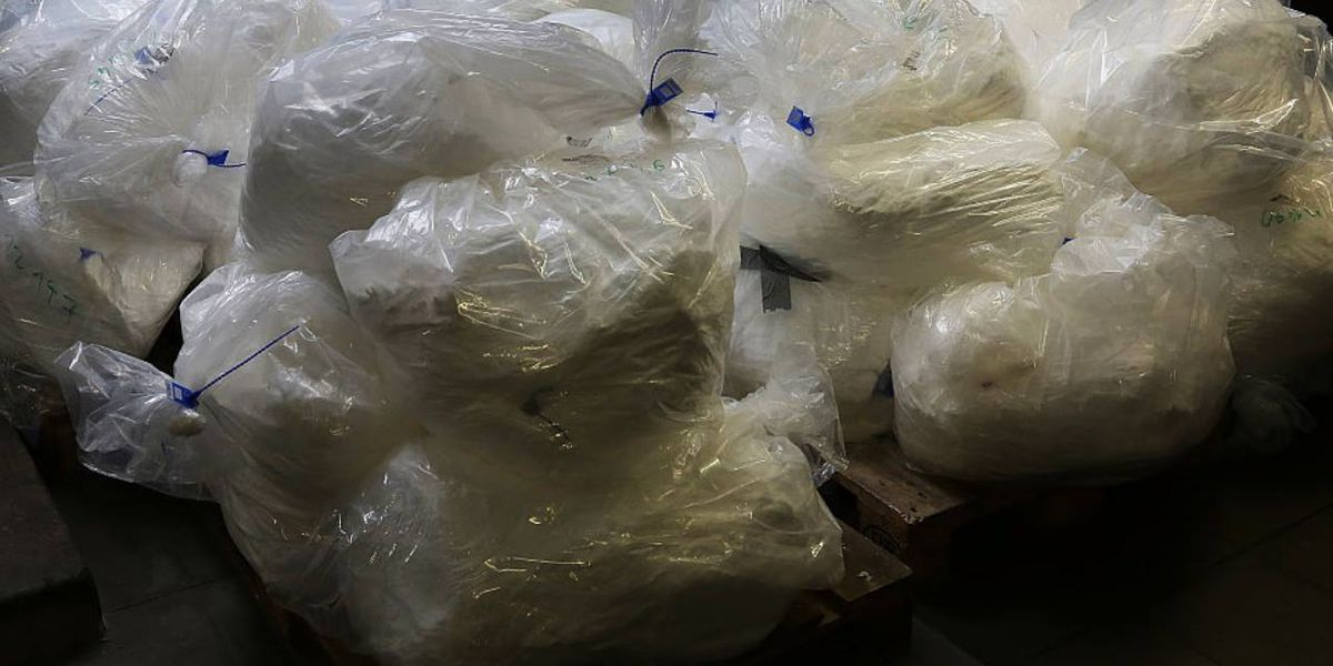 63 pounds of meth found in Memphis during bust, release says