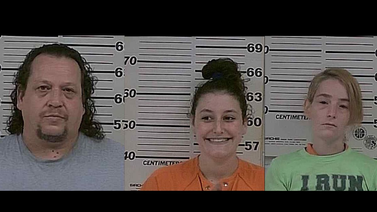 Three adults charged after giving 3-year-old marijuana, police say