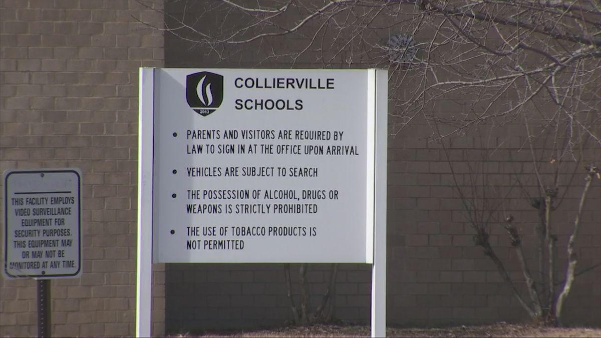 Collierville HS principal sends letter to parents clarifying COVID communications