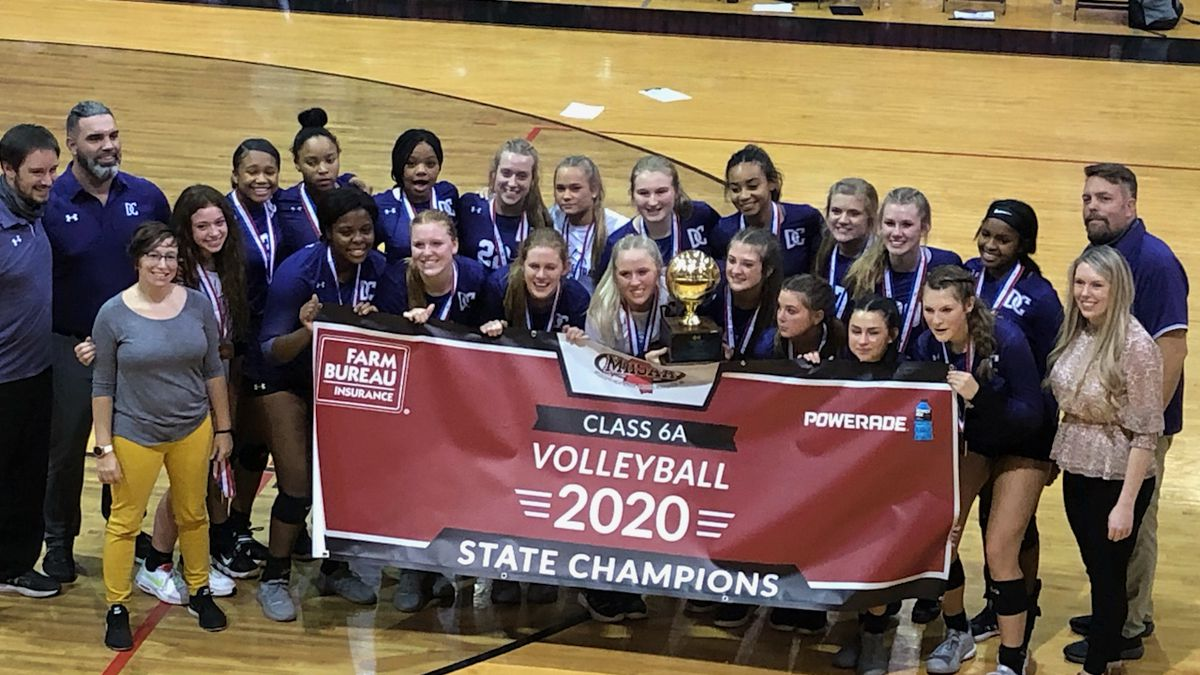 DeSoto Central Lady Jaguars claw their way to state championship