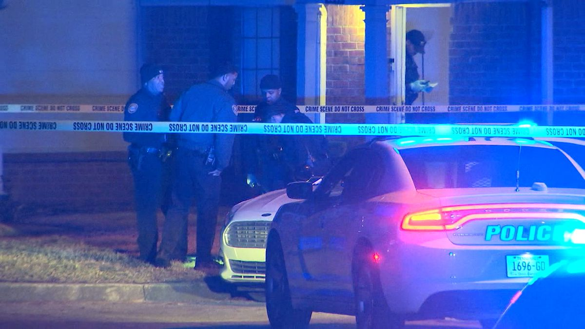 Victim rushed to the hospital after shooting in Memphis