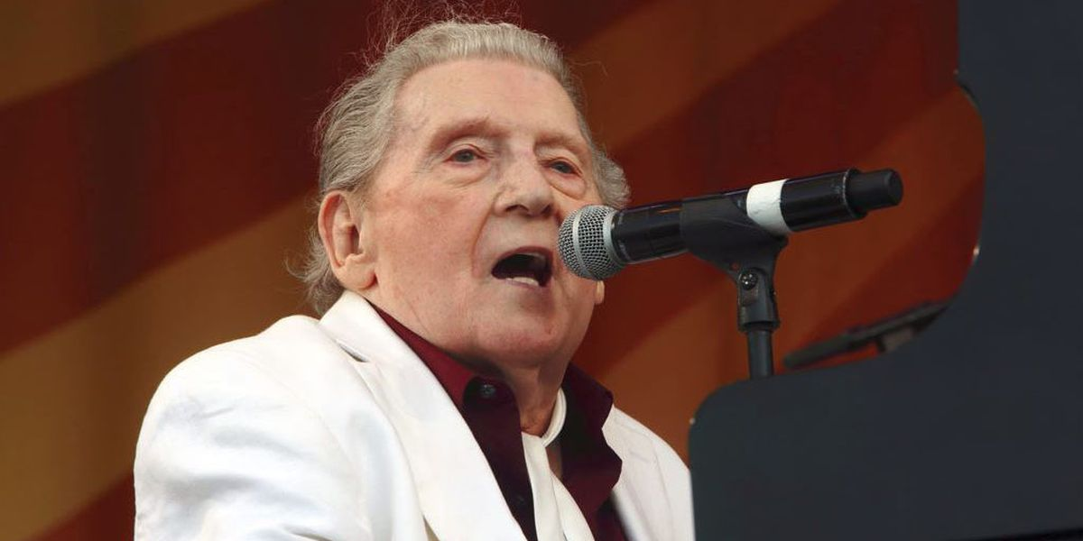 Jerry Lee Lewis suffers stroke, recovering in Memphis