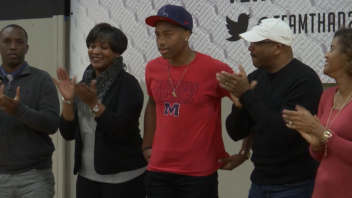 Memphis native, Ole Miss Commit Matthew Murrell shares his journey chasing his dream