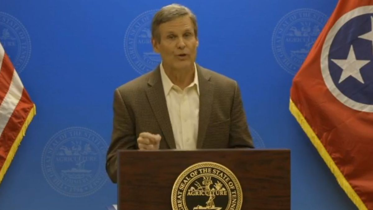 Gov. Bill Lee breaks down guidelines to reopen stores and restaurants