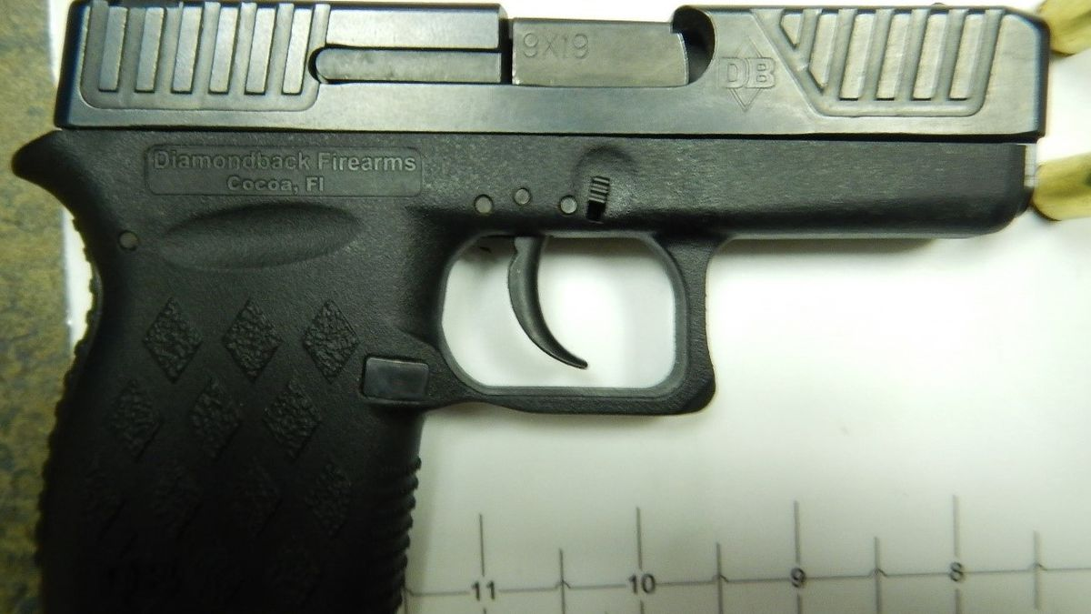Loaded gun found at Memphis International Airport checkpoint