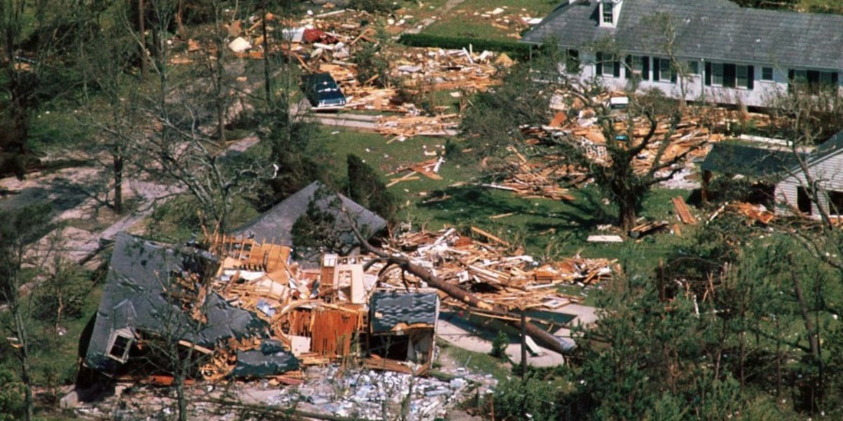 Hurricane Camille: Looking back at the storm that changed the Gulf Coast forever