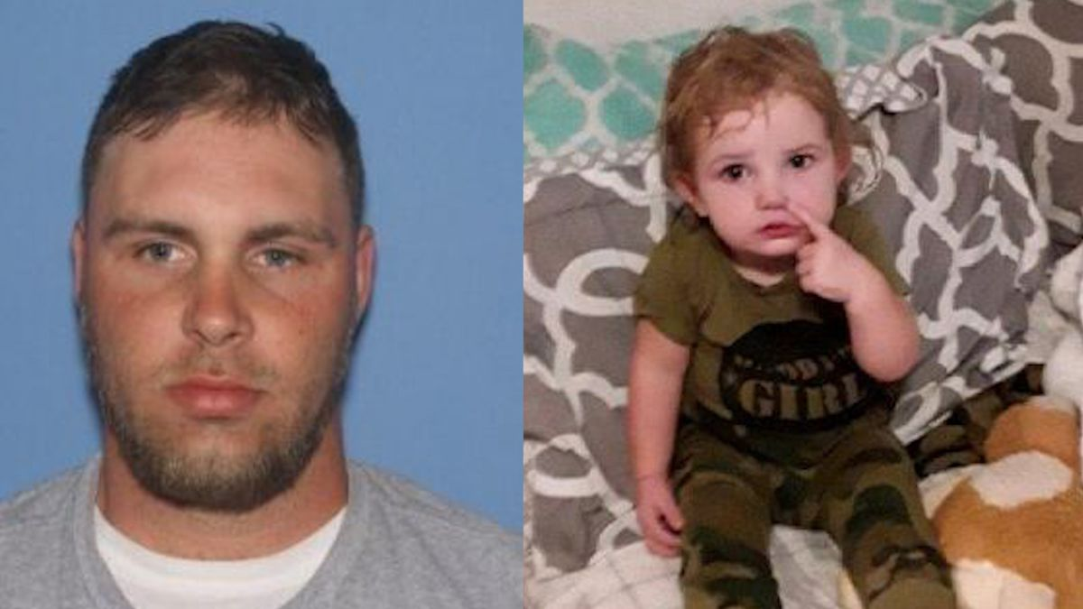 Arkansas Amber Alert Mother Daughter Possibly Kidnapped By Ex Boyfriend
