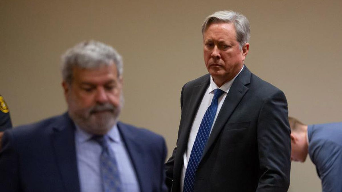 Ex-officer who shot, killed unarmed naked man found not guilty of felony murder