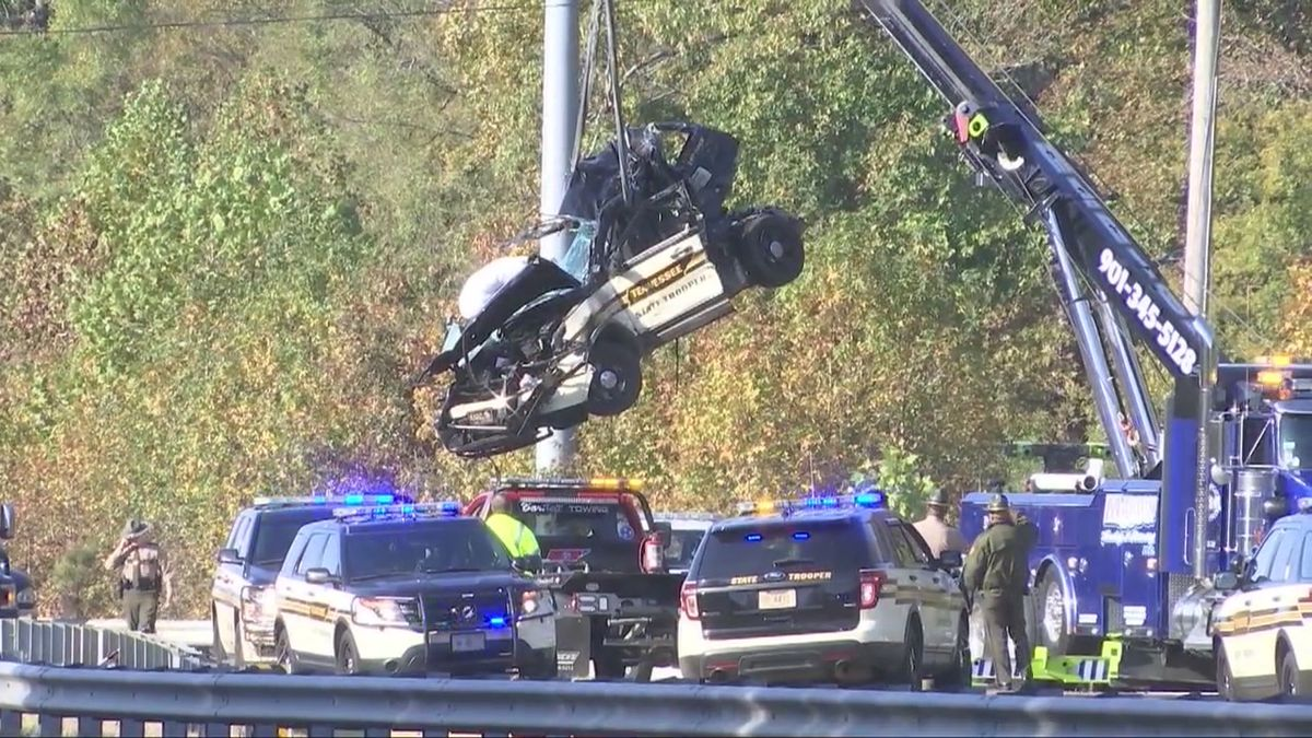 Arrest made in deadly crash that killed 2 TDOT contract workers